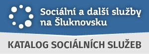 Komunitní plánování naŠluknovsku - Katalog poskytovatelů sociálních služeb